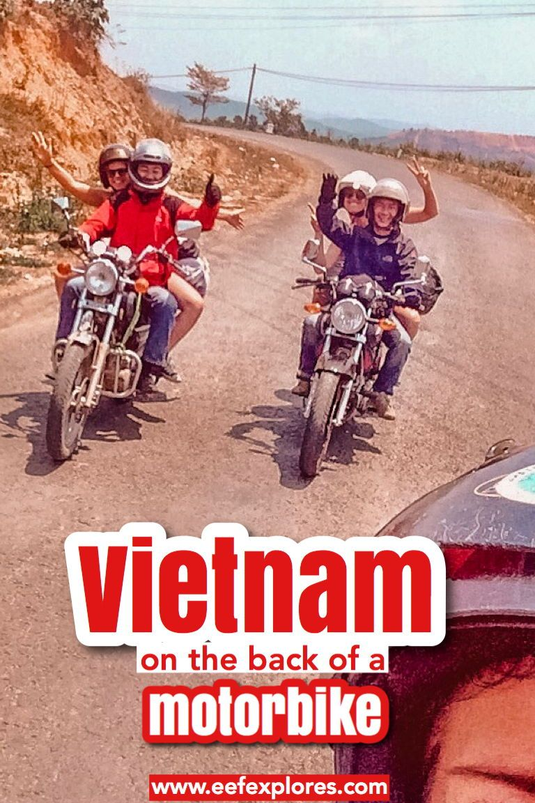 Exploring Vietnam On The Back Of A Motorbike
