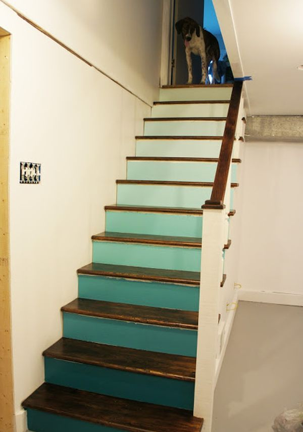 Decorative Stair Risers With Designs For All Tastes Solstice