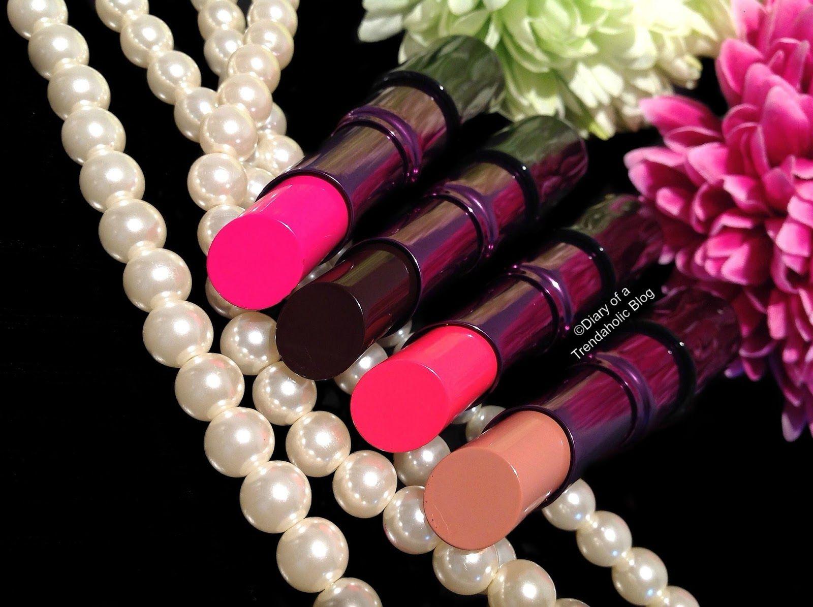 Urban Decay Matte Revolution Lipstick Review Matte