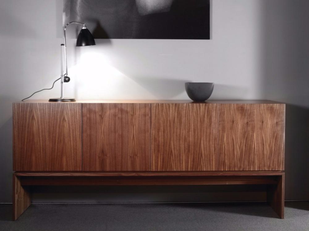 Dinn Wood Veneer Sideboard By Hmd Interiors Sleek Furniture Wood Veneer Sleek Furniture Design