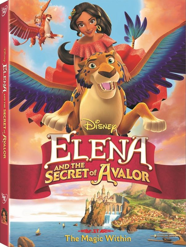 Elena And The Secret Of Avalor 2016 200mb 576p Brrip Dual Audio Hindi English Disney Elena Disney Sketches Disney Junior