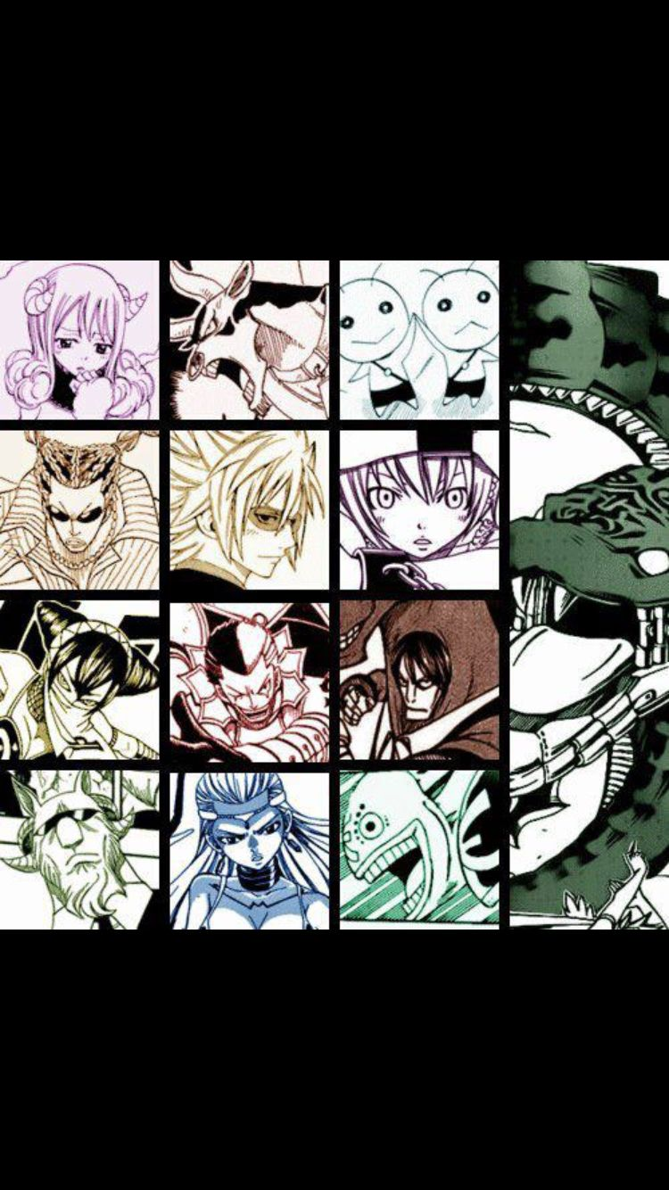 13 Zodiacs Fairy Tail Fairy Zodiac
