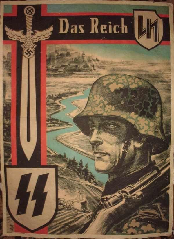 Leibstandarte Ss 2 Ss Panzer Division Das Reich The 2nd Ss