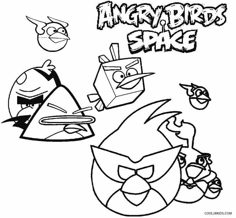 Kids Are Great Fans Of The Angry Birds Video Games This Could Precisely Be Reason Why You Will Find Them Glued To These Unique And Free Coloring Pages