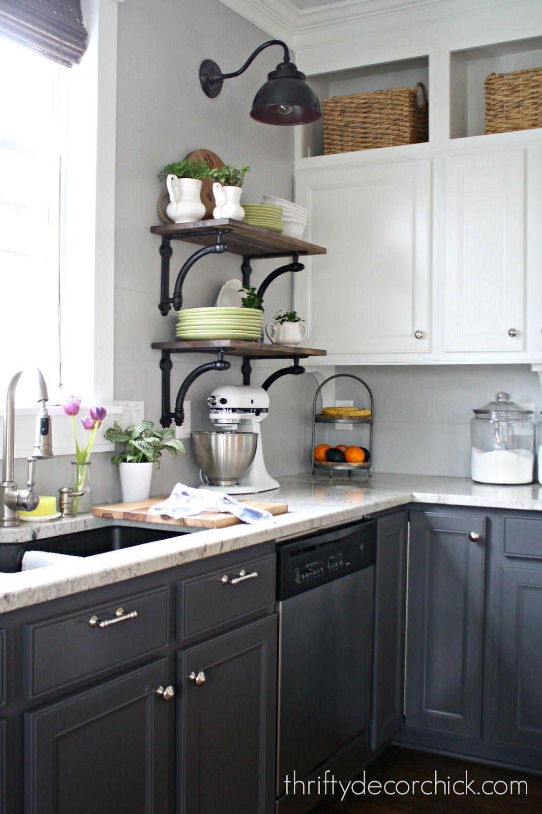 kitchen diys details and sources