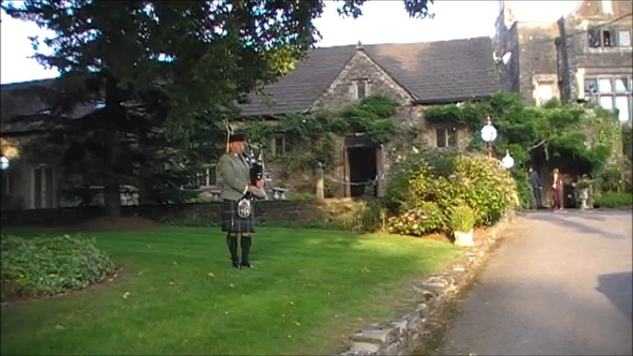 Bagpipe Tune P S John Barclay By Bagpiper In South Wales Adjacent Counties John Campbell Video South Wales John Campbell Manor