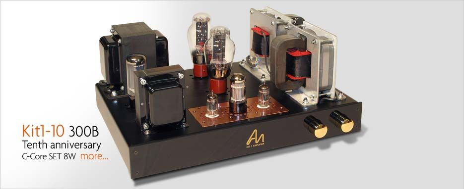 Audio Note Kit1 300B Eighth Anniversary | Amplifier in 2019
