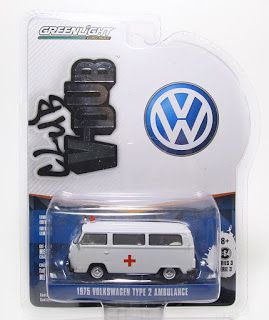 Greenlight Collectables Club V-Dub Series 1975 Volkswagen Type 2