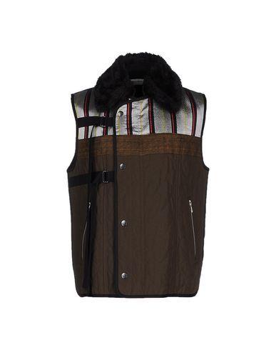 DRIES VAN NOTEN Gilet. #driesvannoten #cloth #top #pant #coat #jacket #short #beachwear