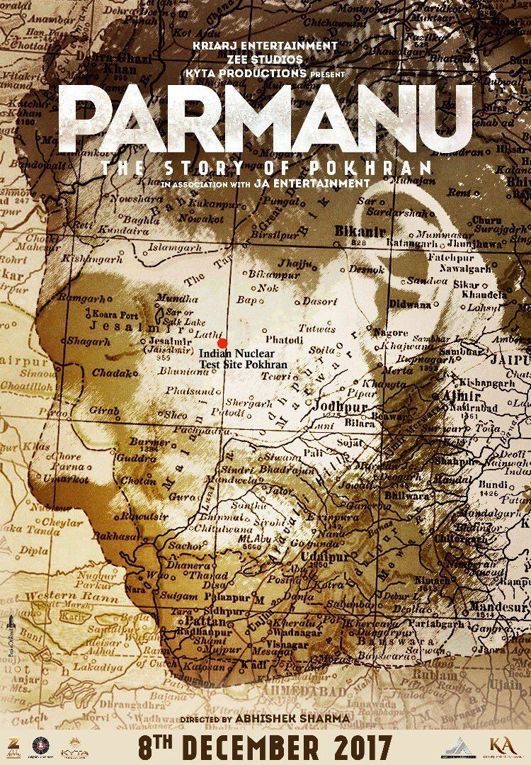 john abrahams parmanu first look poster celebrity