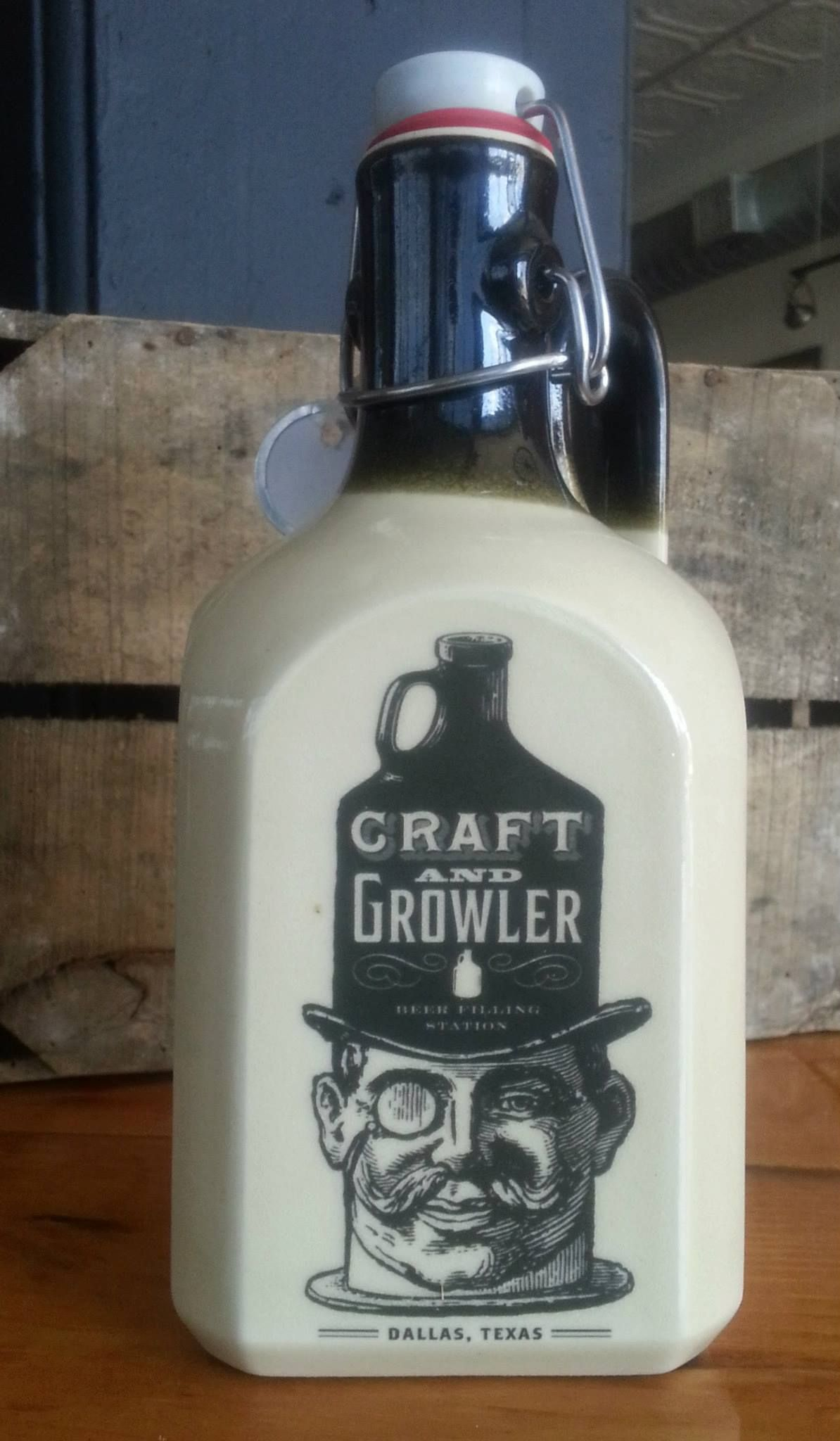 Craft Growler S Unique 32 Oz Square From Carlburg Www Liquorlist