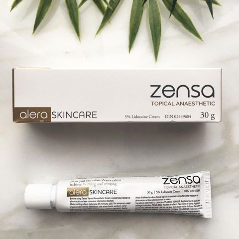Zensa Topical Anaesthetic Prepare And Numb Skin Prior To Painful