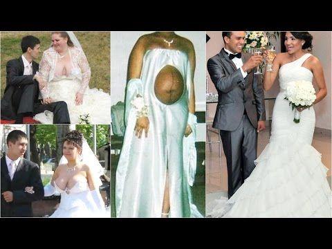 Los 30 Vestidos Más Feos De Novia Del Mundo Video Nuevo De