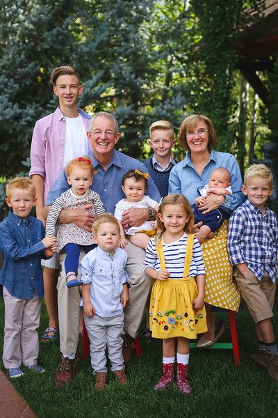 Craven Grandkids 2016 Xancraven With Images Big Family