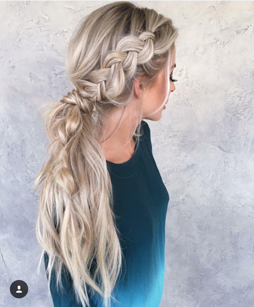 Pin By Xenia Hoffmann On Pricheski Long Hair Styles Boho Hairstyles Hair Styles