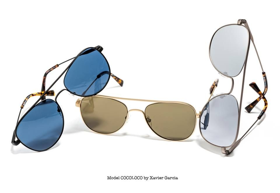 635a507806b COCOLOCO  Aviator-style with a double bridge. An updated classic that