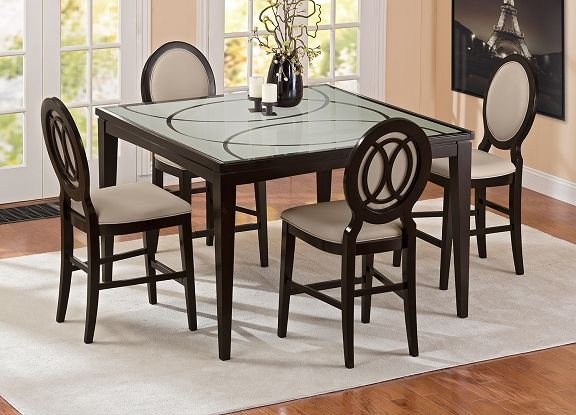 Cosmo Ii Dining Room Collection  Value City Furniturecounter Delectable City Furniture Dining Room Review