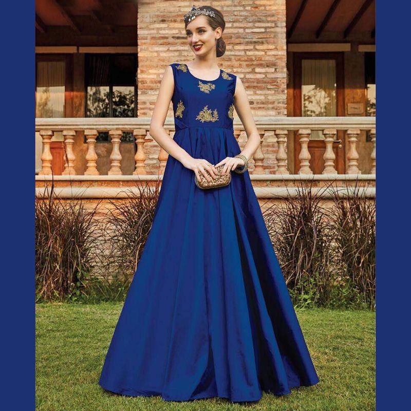 Indian Ethnic Designer Bollywood Punjabi Wedding Party New Anarkali ...