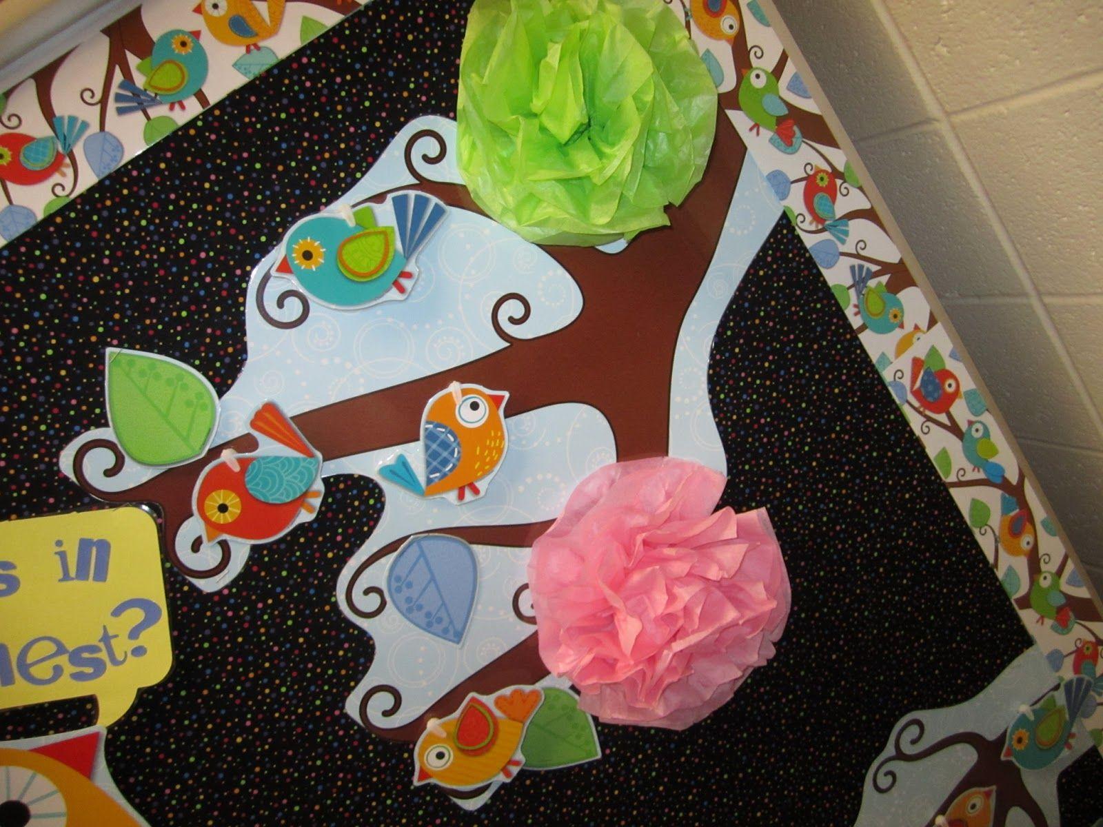 Classroom Decorations Bulletin Board Set : Nuts about music benefits of music bulletin board set music