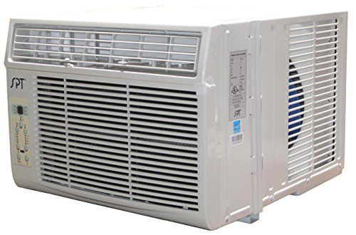 Spt Wa 12fms1 Follow Me Remote 12 000btu Energy Star Window Ac Window Air Conditioner Best Window Air Conditioner Window Air Conditioners