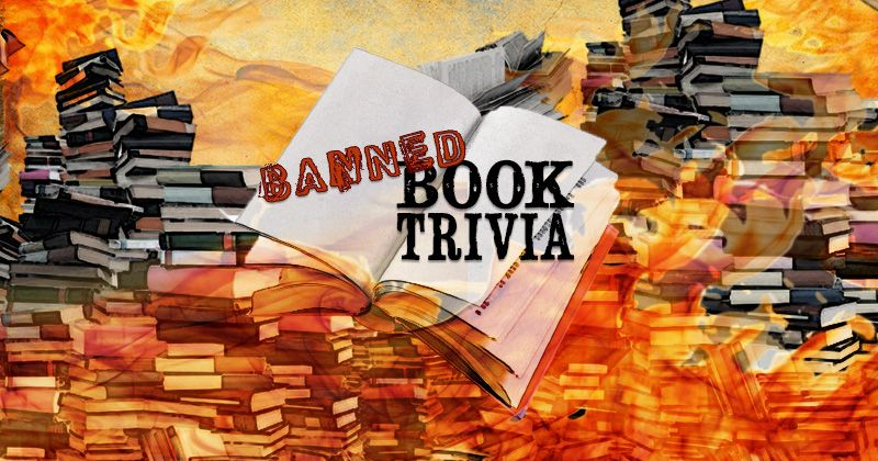 Sommerküche Quiz : Find out what you know about these commonly banned challenged books