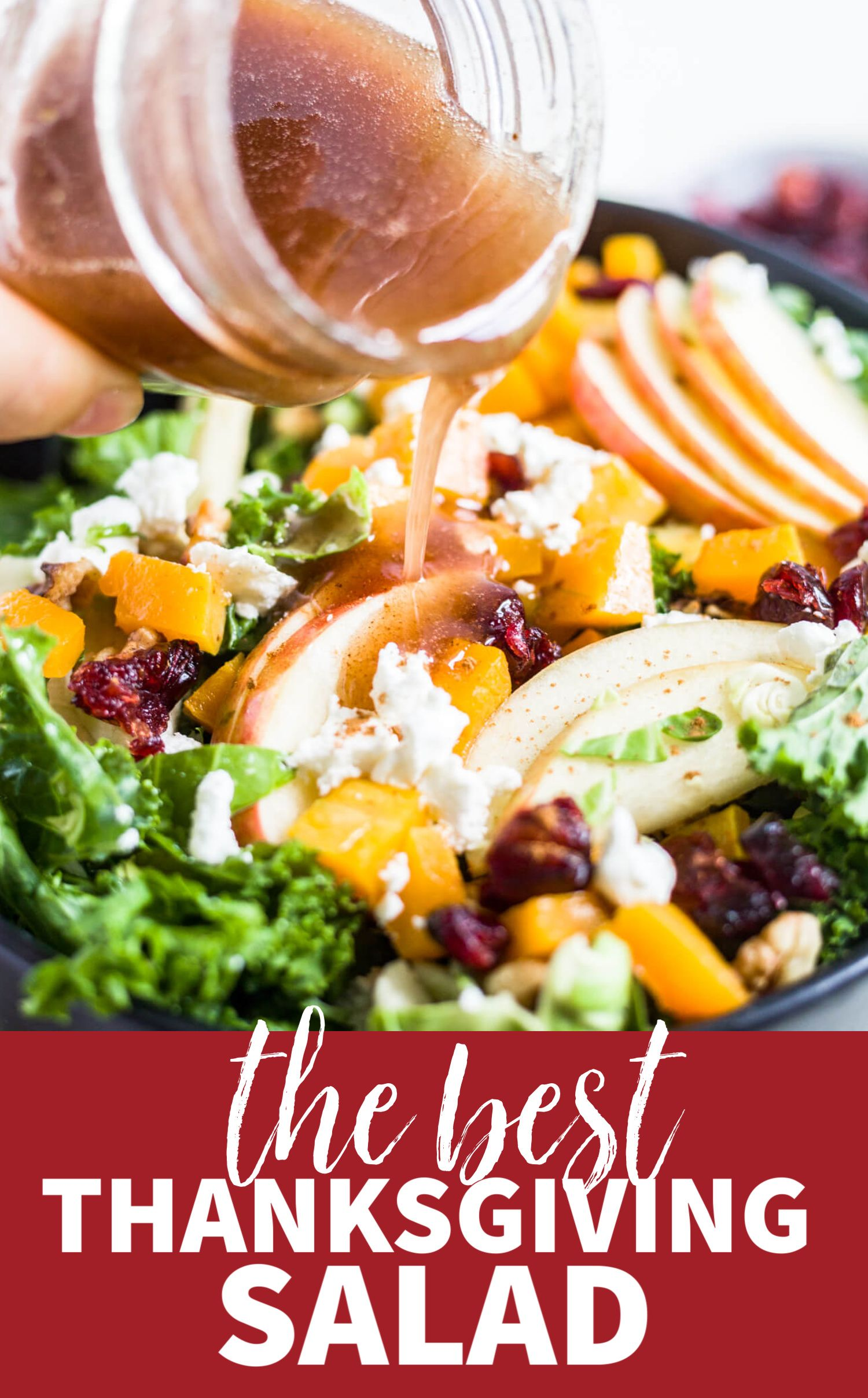 This Is The Best Thanksgiving Salad It Has Everything A
