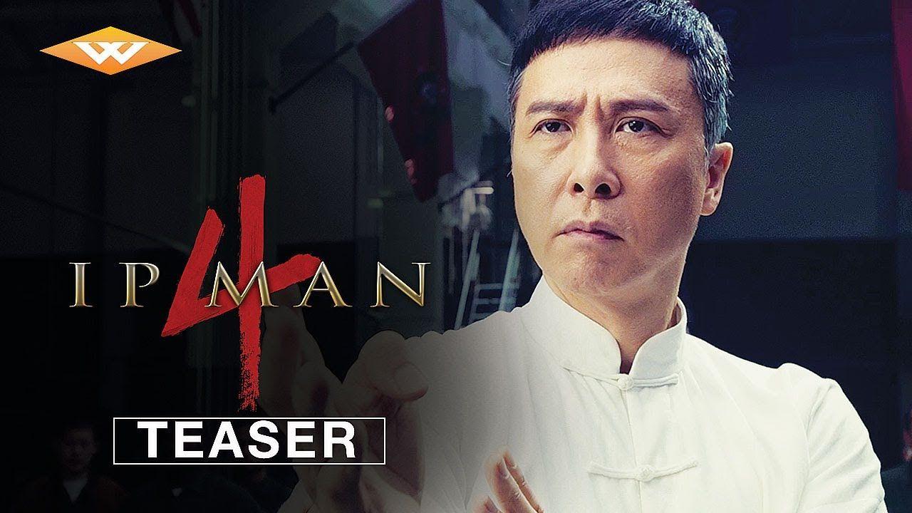 Ip man 4 2019 official us teaser donnie yen scott