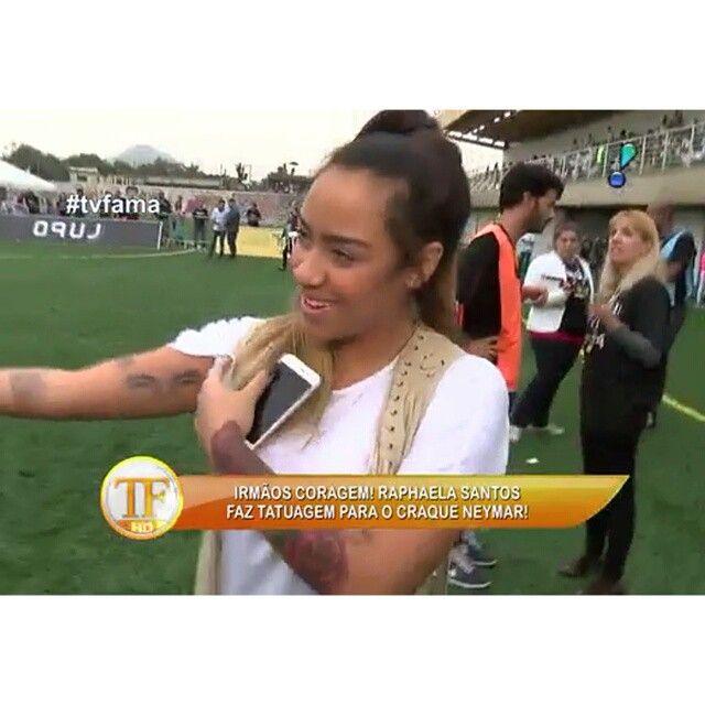 Rafa falando da sua tatuagem pro Ney  #Parte2 #Ultima