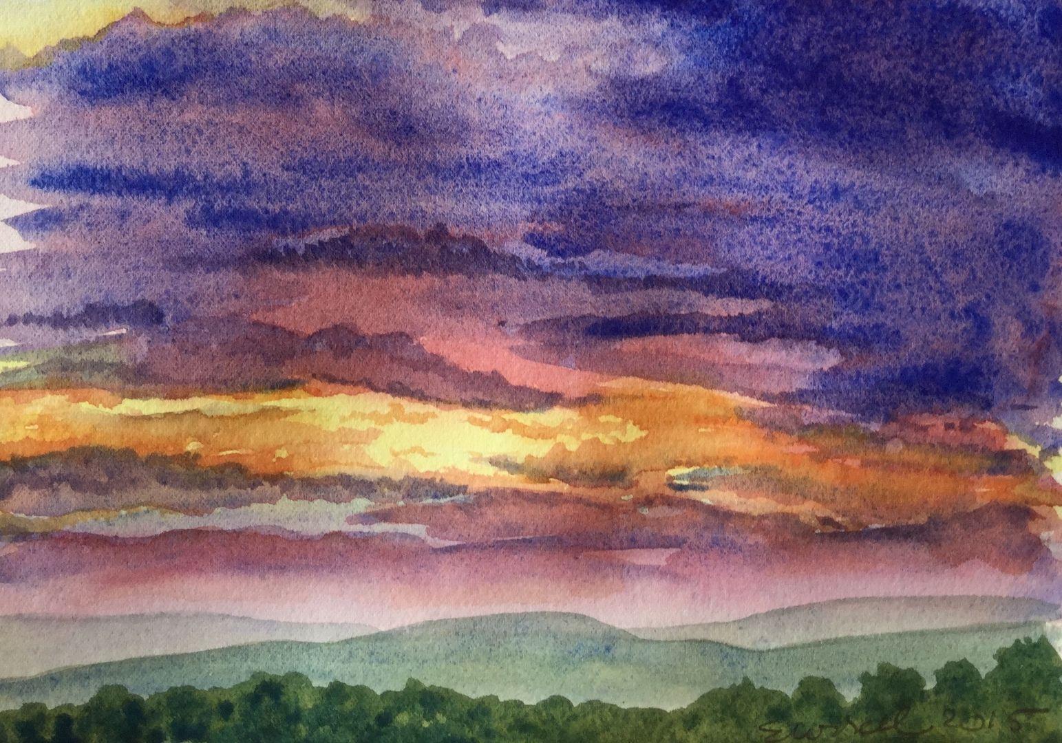 Original watercolor art for sale - Eworrell Art Original Watercolor Paintings Watercolor Paintings For Sale Watercolor Paintings Of Flowers