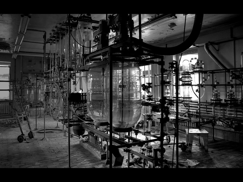 Mad Scientists Lab