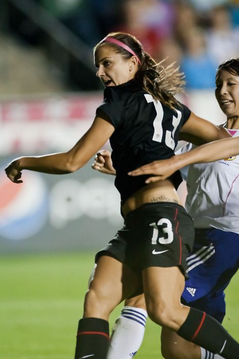 c0d8b8f7dd1 Alex Morgan and her killer tattoo