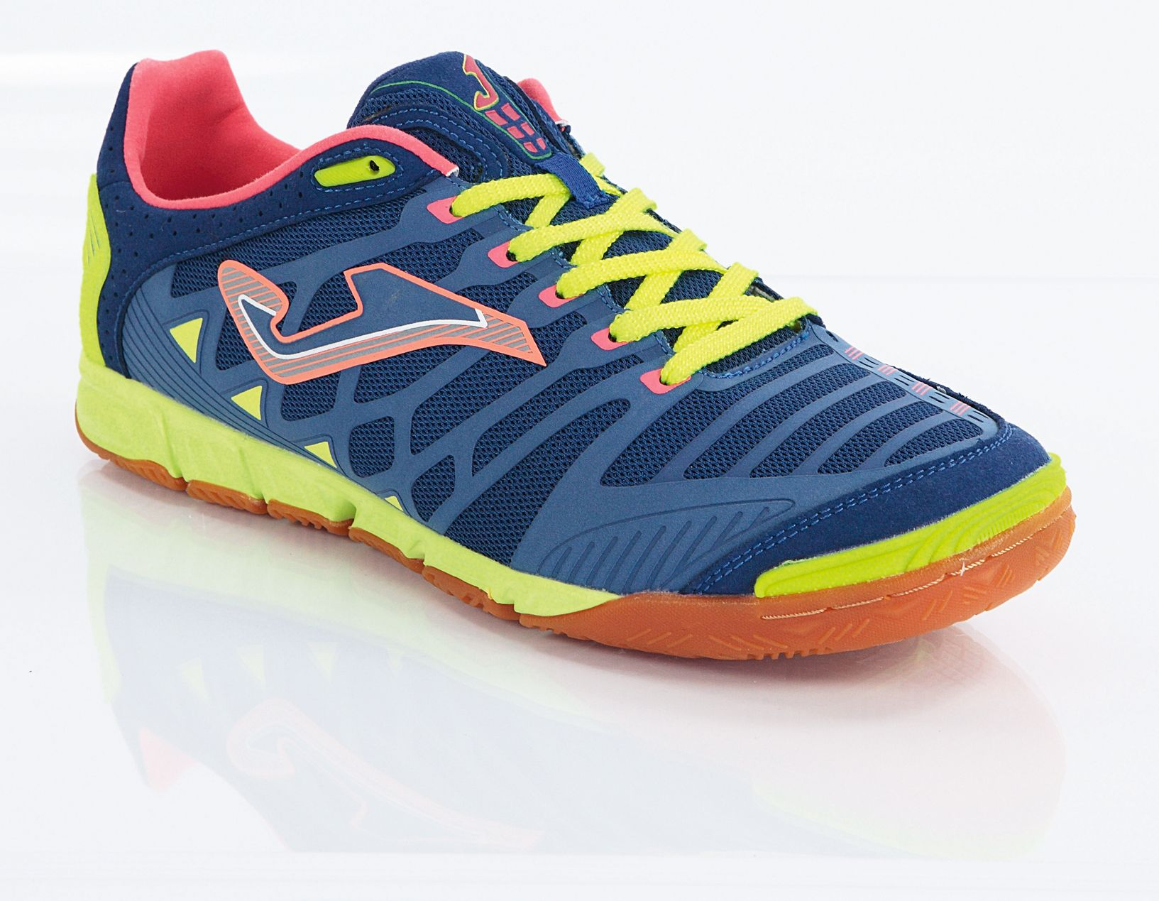 Joma R.Hispalis 607 Coral-Negro, Chaussures de Running Homme, Corail, 44 EU