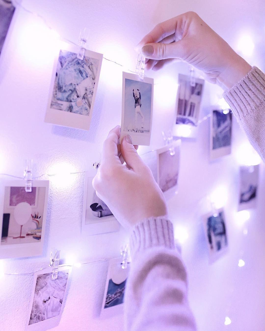 Pastel Purple Aesthetic Room