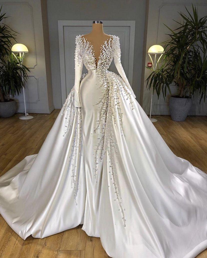 Valdrin Sahiti Wedding Dress in 17  Dream wedding dress lace
