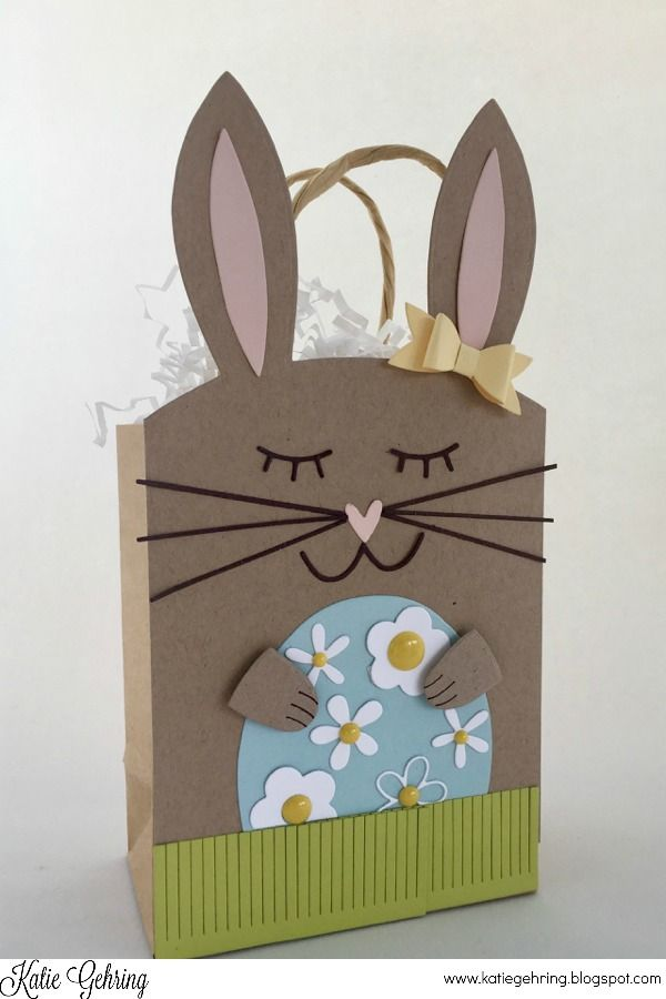 Here some adorable easter gift bag ideas bunny card die easter here some adorable easter gift bag ideas bunny card die easter egg negle Images