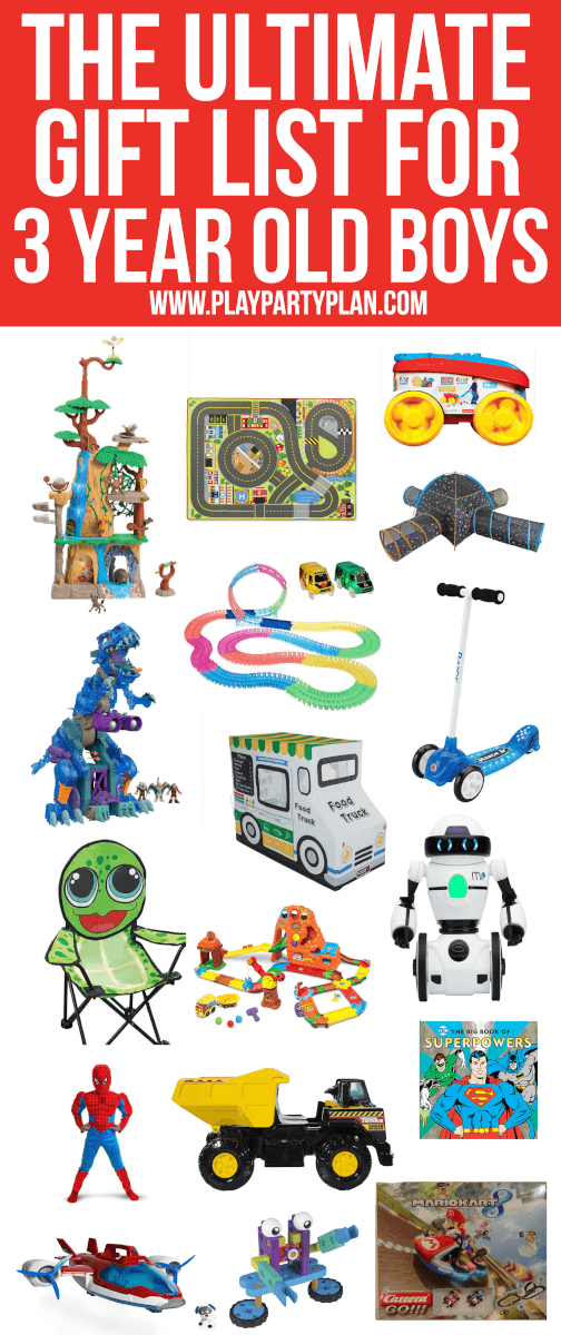 Amazing Gifts For 3 Year Olds To Buy Right Now 3 Year