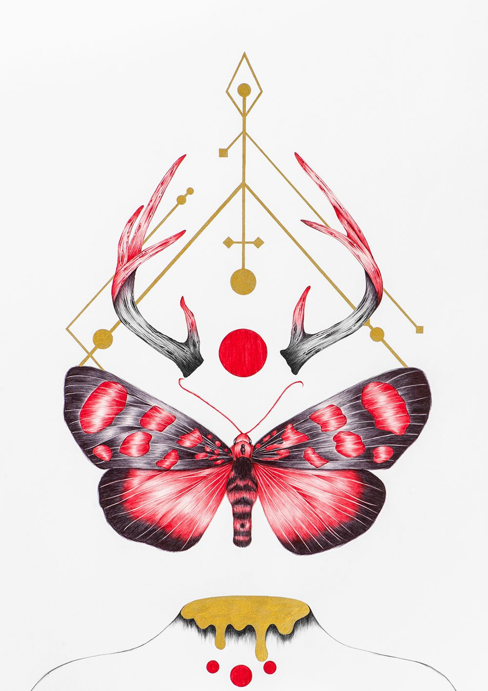 Transformation - Solo Show by Peony Yip on Behance