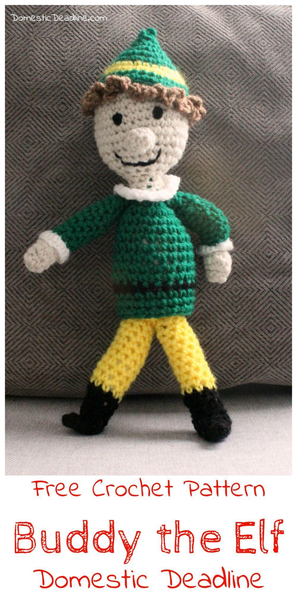 Crochet an Elf – 20 free patterns – Grandmother's Pattern Book | 2000x1000
