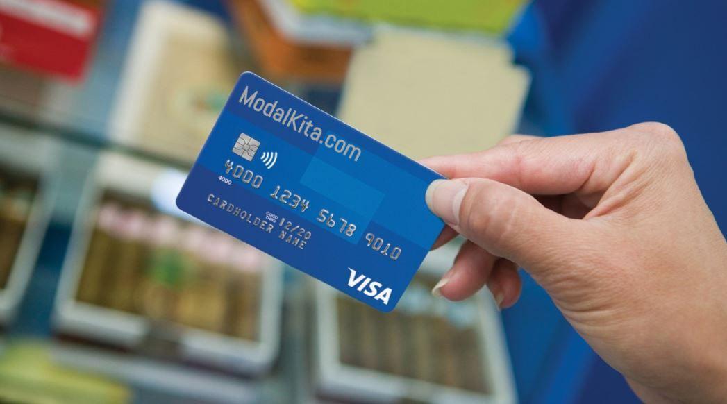 Jasa Pembuatan Kartu Kredit Kartu Kredit Kartu