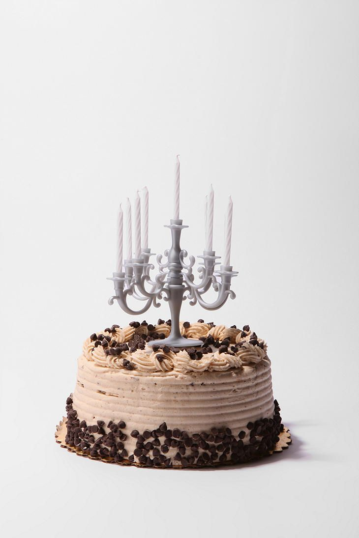 Put The Osh In P O S H Cake Candelabra UrbanOutfitters