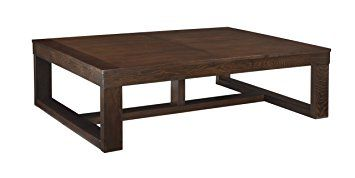 Ashley Furniture Signature Design – Watson Coffee Table ...