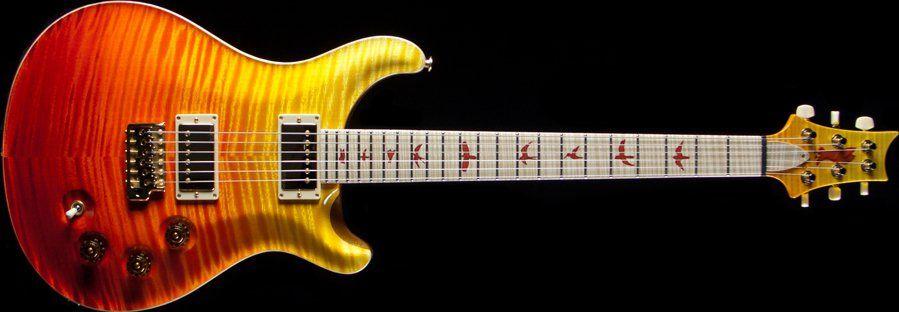 #PRS DGT #PrivateStock guitar