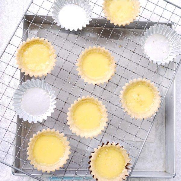 egg tarts...worth the effort!
