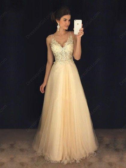 glamorous ball dresses