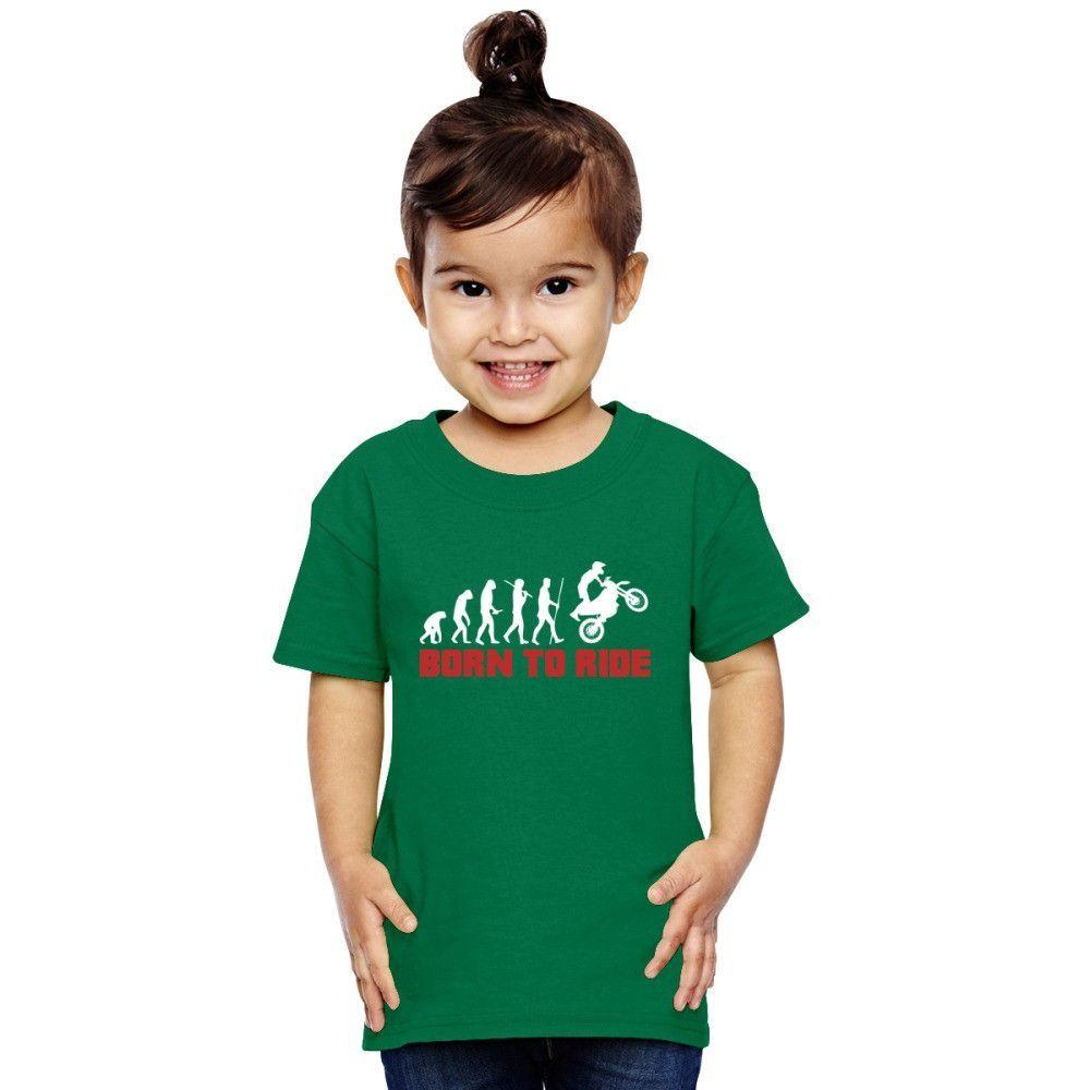 Born To Ride Toddler T-shirt