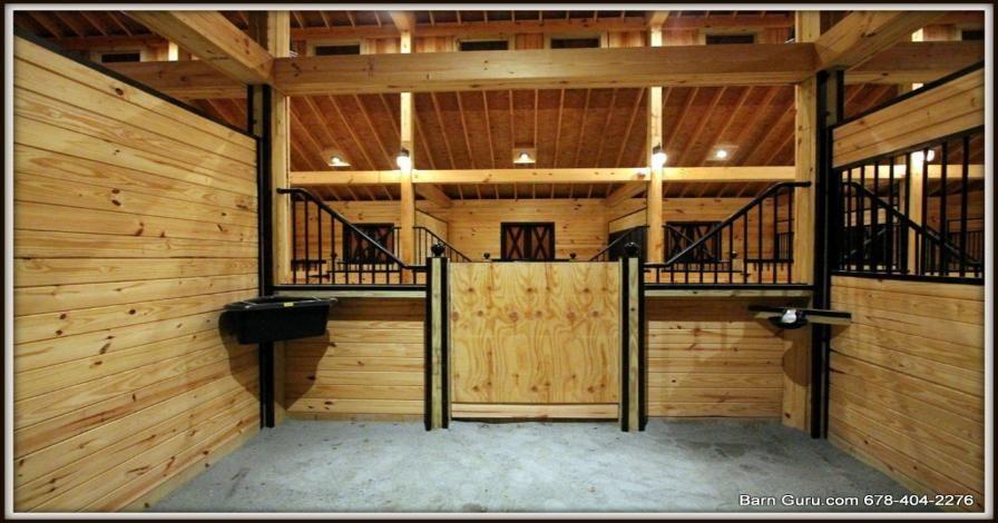 Barn plans 10 stall horse barn design floor plan for Horse barn plans and prices
