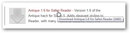 How to Enable and Tweak your Safari Reader