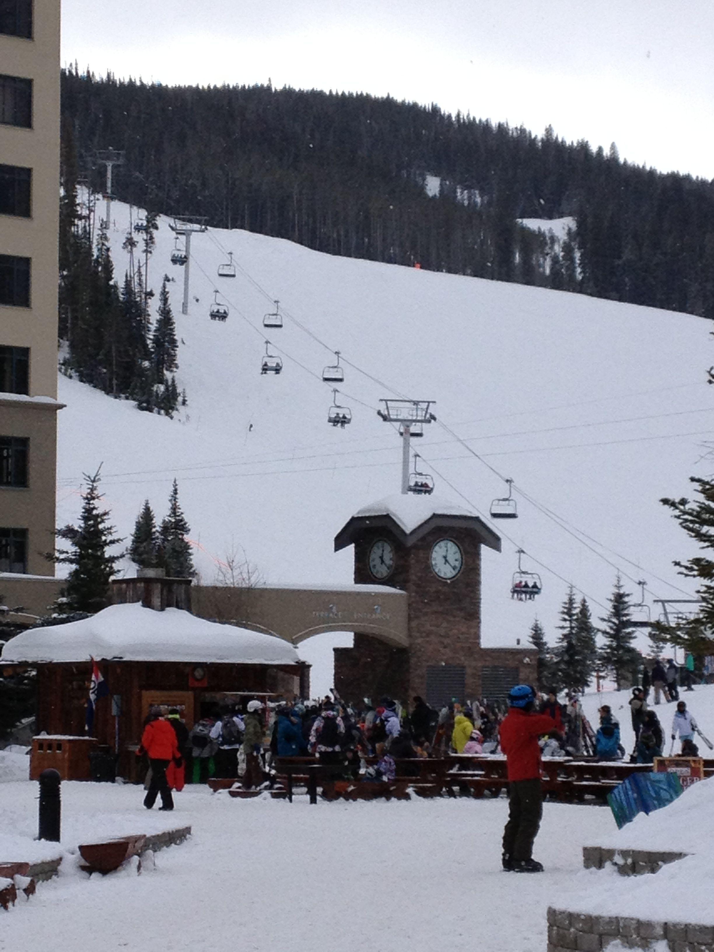 BS, MT Ski destination, Skiing, Outdoor