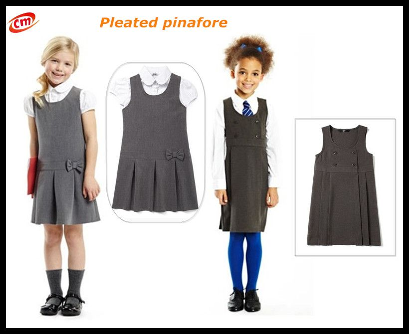 Uniform Dress for Girls