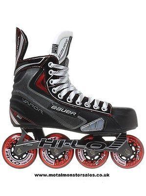Bauer Vapor X50r Inline Roller Hockey Skates Senior Size Men S Inline Skates Inline Skates Roller Hockey Skates Inline Hockey Inline Skating
